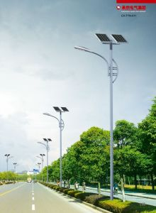 OEM of LED Solar Street Light, CE UL RoHS Approved