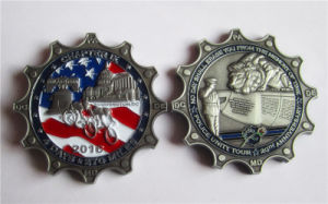 Quality Gear Aniversary Coin for Police Unity Tour