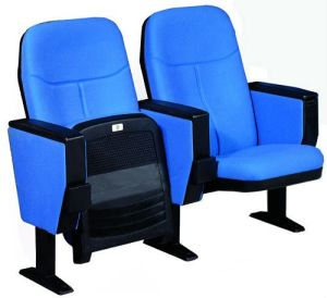 Auditorium Seat, Conference Hall Chairs Push Back Auditorium Chair Plastic Auditorium Seat Auditorium Seating (R-6139) pictures & photos