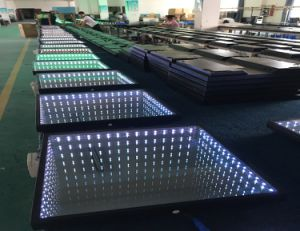 Professional Stage Visual Impact RGB 3D LED Disco Panel Tile Dancing Floor Light pictures & photos