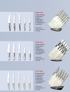 Knife Set (P85)