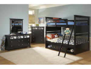 Bunk Bed, Dresser, Chest (504)