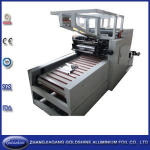 Household Aluminum Foil Cutting and Rewinding Machine 1 (GS-AF-600) pictures & photos