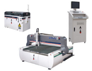 CNC Water Jet Cutting Machine for Granite and Marble (Waterjet) pictures & photos