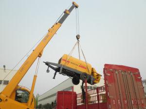 Pumping of Concrete (HBTS60-13-130R)
