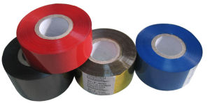 FC3 Type Black Color 35mm*100m Hot Stamping Marking Tape