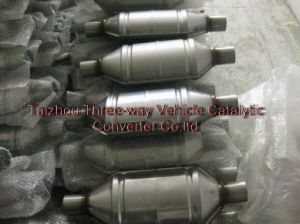 Aftermarket Catalytic Converter Oval Type pictures & photos