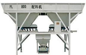 High Capacity Batching Machine (PL800-2)