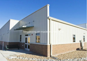 Steel Structure Warehouse (680032mA)