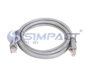 UL/CE/RoHS/ISO Certified UTP CAT6 Patch Cord-Simpact pictures & photos