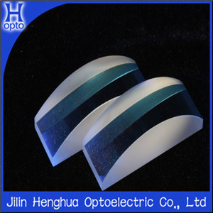 High Quality Cylindrical Lens with Coating at 266 Nm