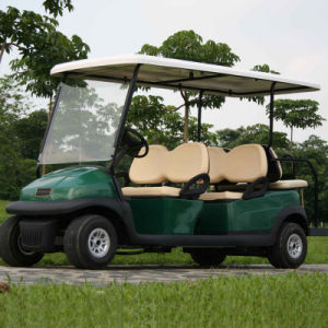6 Seat Electric Golf Cart (A1S4+2)