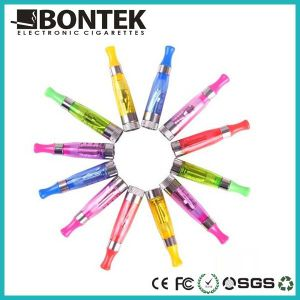 Electronic Cigarette CE4 Atomizer/Clearomizer Crystal Colorful Drip E-Cigarette E Smoking pictures & photos