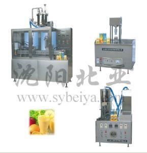 Orange Juice Gable Top Carton Filling Machine (BW-1000-3) pictures & photos