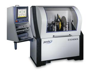 Schenck Horizontal Balancing Machines, Pasio50
