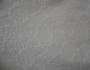 Economical Polyester Knitted Jacquard Mattress Fabric