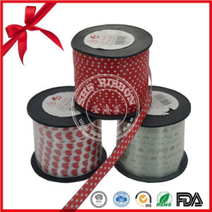 Wholesale Custom Gift Wrap Curly Ribbon for Christmas Tree pictures & photos