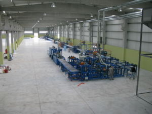 XPS CO2 Foam Board Extrusion Line pictures & photos