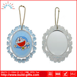 Customized Compact Mirror with Different Style and Drawing pictures & photos