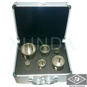 6PC Diamond Coated Holesaw (XD-HA1)
