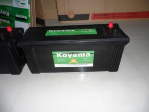 Koyama 12V 120ah Mf Heavy Duty Truck Battery N120 115f51 pictures & photos