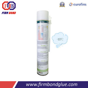 750ml Firm Bond One Component Winter Type Polyurethane Foam pictures & photos