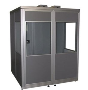 Hot Sale! ! ! ! Interpreter Booth with Flight Case pictures & photos