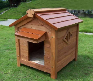 2016 Hot Sale Wooden Pet House Big Dog Home