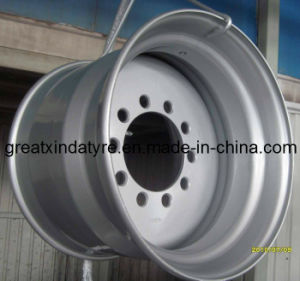 High Quality Truck Steel Wheel (19.5X14.00) pictures & photos