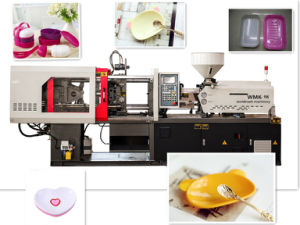 100 Ton Plastic Injection Molding Machine Servo Motor Saving Energy