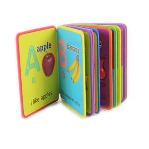 Children Board Book Printing, Printing Service (OEM-EH021) pictures & photos