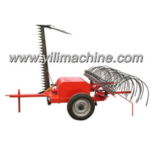 Hay Mower with Tractor Rake pictures & photos