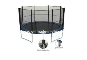 12ft Trampoline with Enclosure (XA1058)