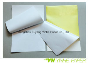 Cast Coated Self Adhesive Sticker Paper pictures & photos