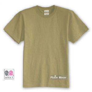 Man′s Plain T-Shirt