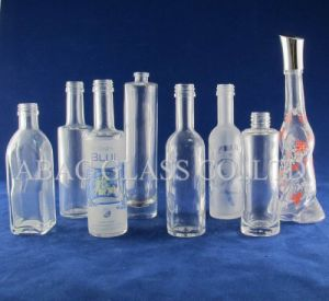 Glass Bottles-50ml pictures & photos