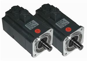 AC servo motor GK6073-6AC31-FE with servo driver GA16-30