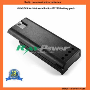 Two Way Radio Battery Pack Hnn9049 Hnn9050 Hnn9051 for Motorola Radius P1225 Portable Radio pictures & photos