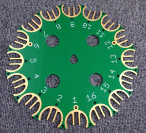 2 Layers Immersion Gold PCB
