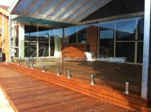 Stainless Steel Balustrade Glass Balustrade pictures & photos