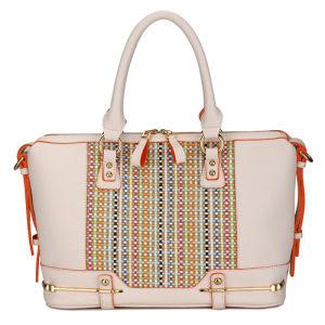 PU Leather Lady Brand Fashion Handbag (MBLX033088) pictures & photos