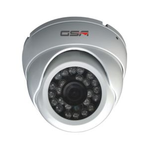 Integrated PTZ Camera with IR Light