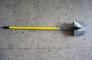 All Kinds of Fiberglass Handle Shovel pictures & photos