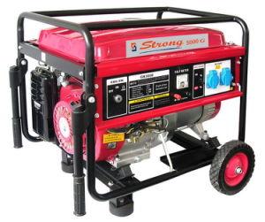 5KVA Gasoline Generator (Sc-5000GB) (B)