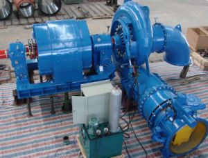 Hydro Turbine/Horizontal Francis Turbine for Hydro Power Plant pictures & photos