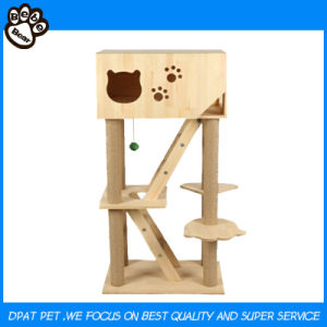Good Qualtiy Cat Furniture for Scratching Pet Tree Animal Products pictures & photos