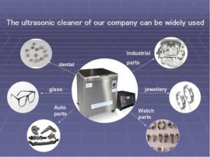 Bk-2400 Steam Cleaner &Ultrasonic Cleaning Machine pictures & photos