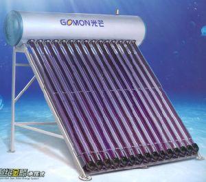 Solar Water Heater with SHCMV Tube