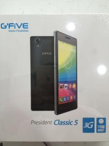 "Gfive Classic5 5.0""Qhd IPS Smart Phone Mobile Phone Cell Phone"