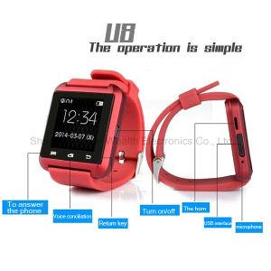 Smart Watch U8 Wristwatch for Samsung S4/Note 3 HTC All Android Phone /Smart Watch U8